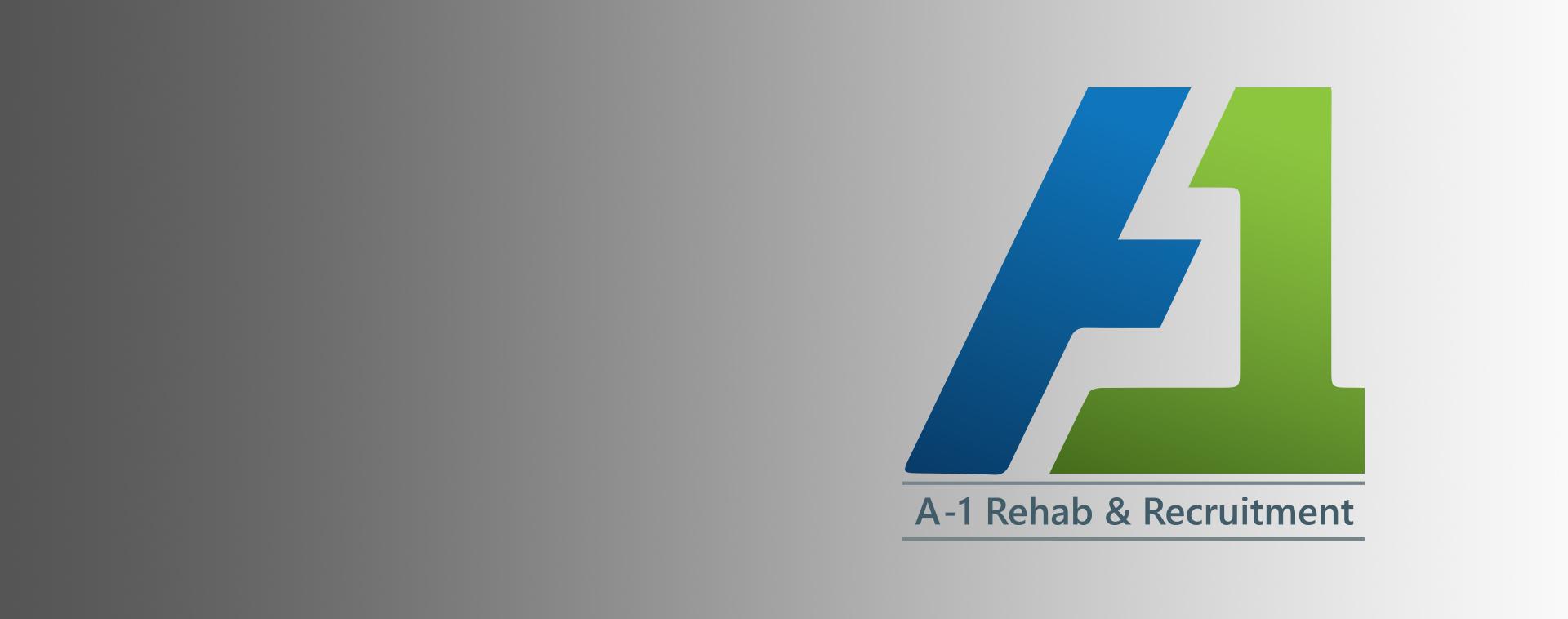 A1 Rehab & recruitment logo